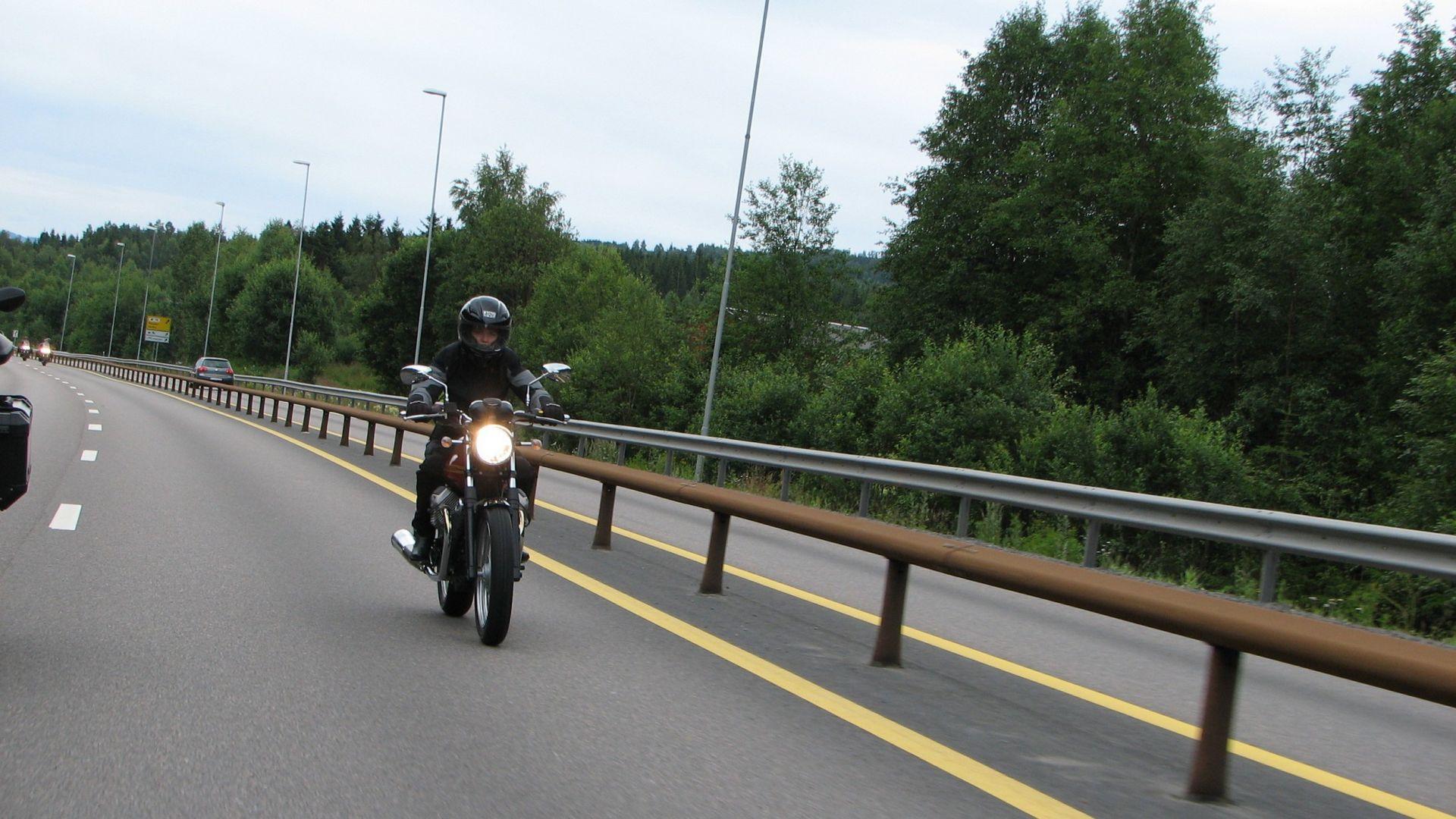 Immagine 171: Da Mandello a Caponord con le Moto Guzzi