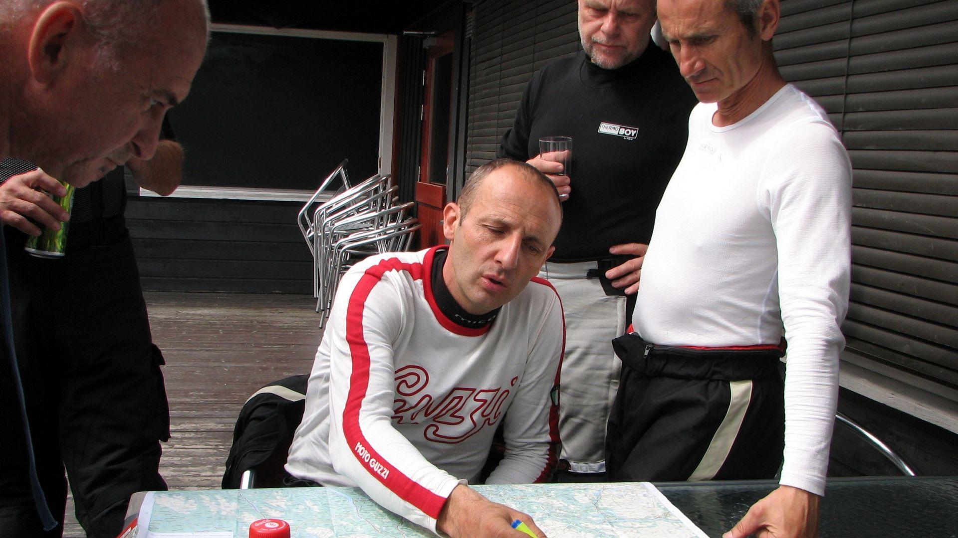 Immagine 176: Da Mandello a Caponord con le Moto Guzzi