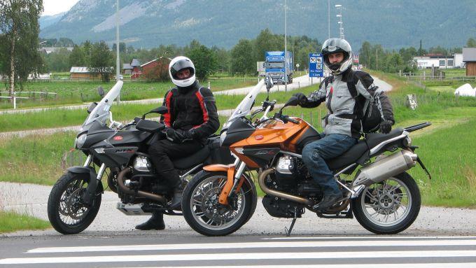 Immagine 184: Da Mandello a Caponord con le Moto Guzzi