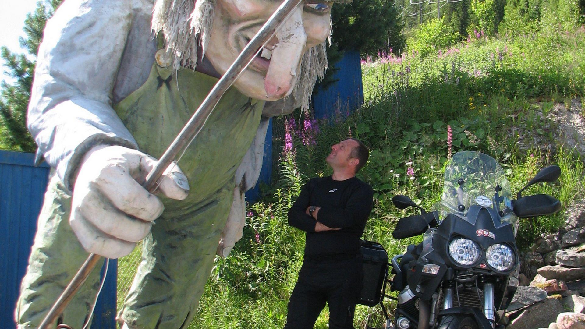 Immagine 151: Da Mandello a Caponord con le Moto Guzzi