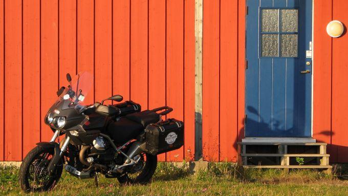 Immagine 165: Da Mandello a Caponord con le Moto Guzzi