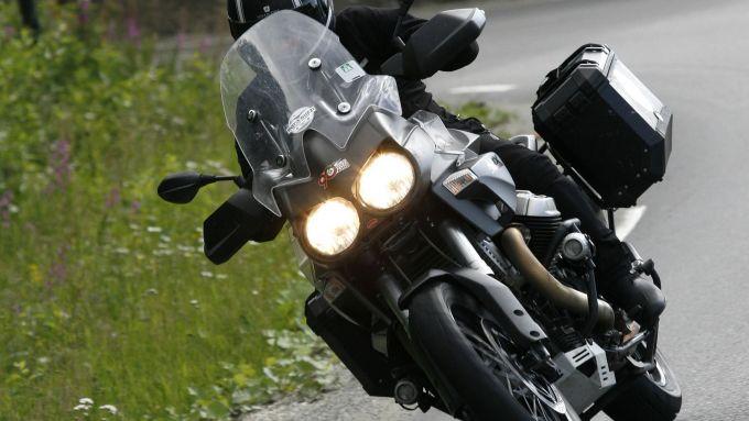 Immagine 164: Da Mandello a Caponord con le Moto Guzzi