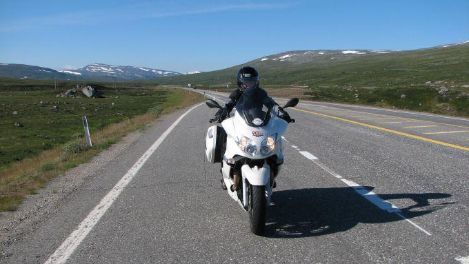 Immagine 131: Da Mandello a Caponord con le Moto Guzzi