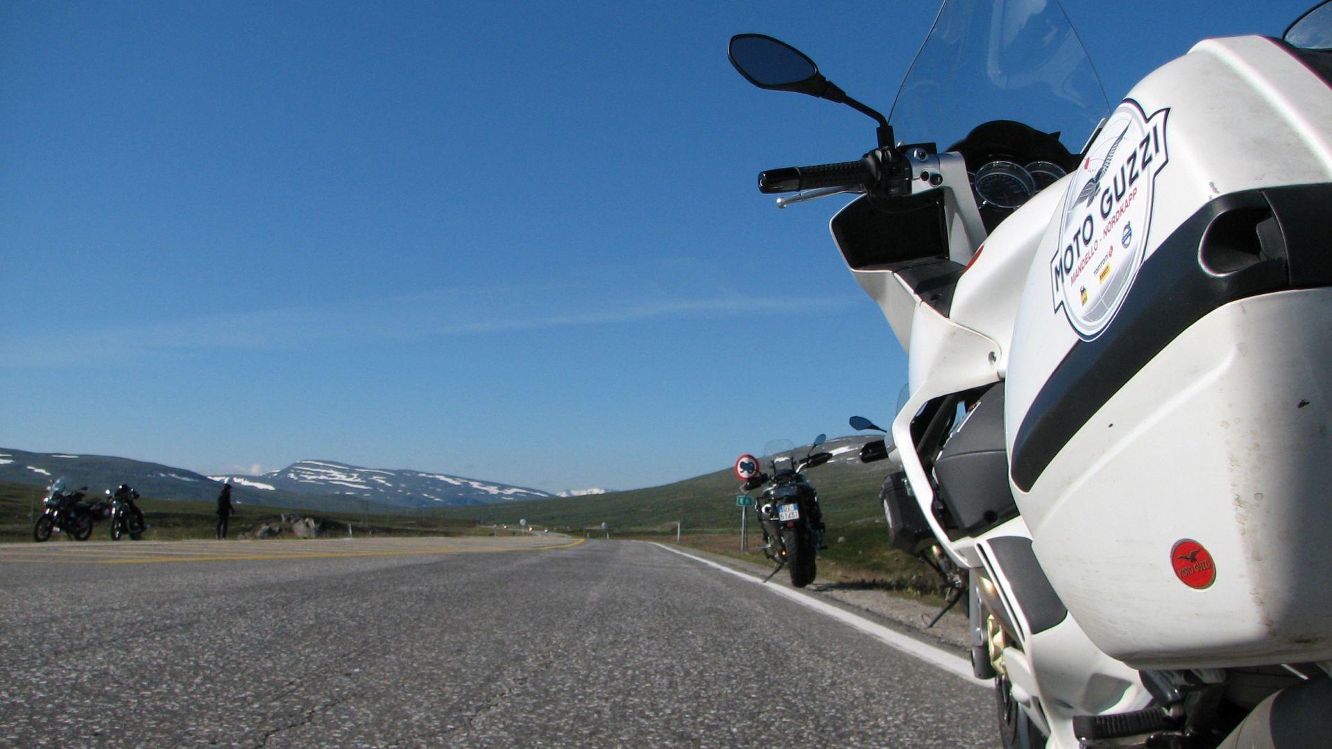 Immagine 135: Da Mandello a Caponord con le Moto Guzzi