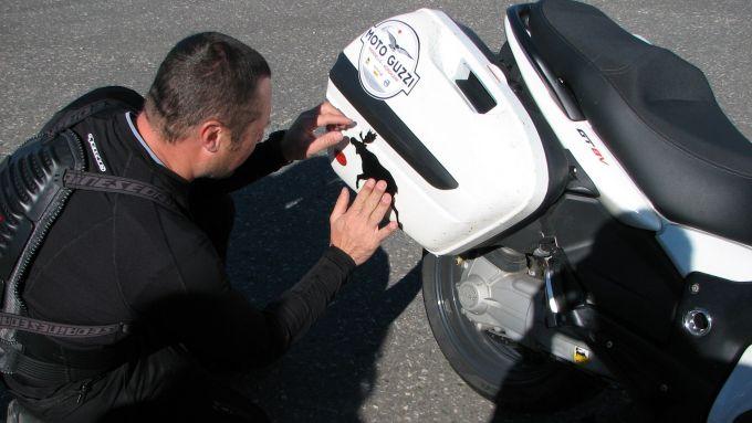 Immagine 128: Da Mandello a Caponord con le Moto Guzzi
