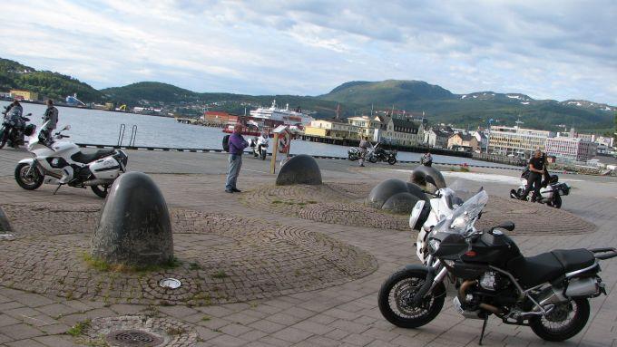Immagine 109: Da Mandello a Caponord con le Moto Guzzi