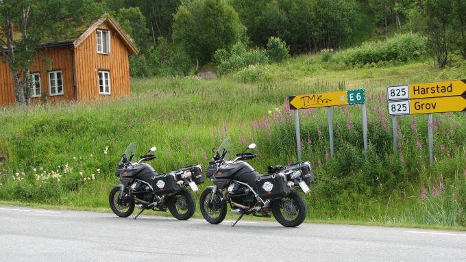 Immagine 114: Da Mandello a Caponord con le Moto Guzzi