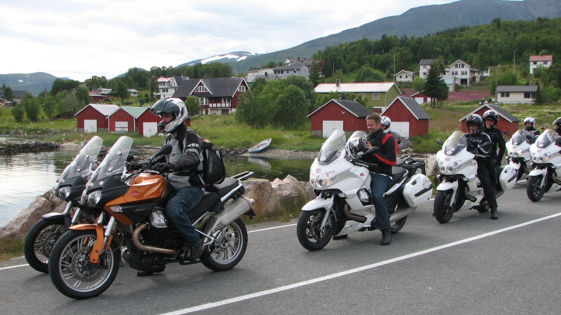 Immagine 119: Da Mandello a Caponord con le Moto Guzzi