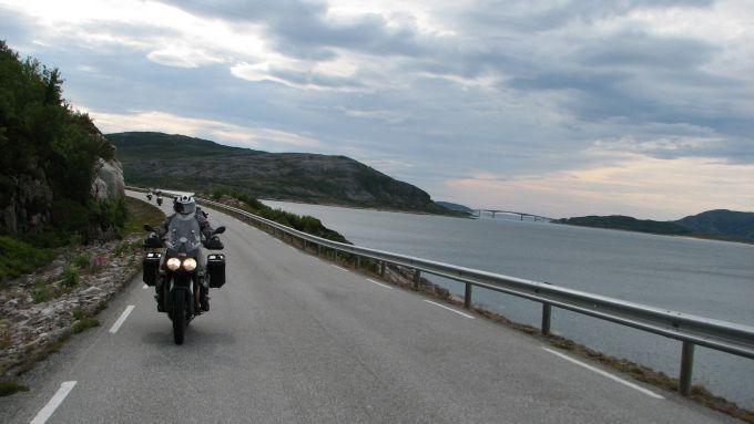 Immagine 121: Da Mandello a Caponord con le Moto Guzzi