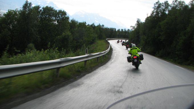 Immagine 74: Da Mandello a Caponord con le Moto Guzzi