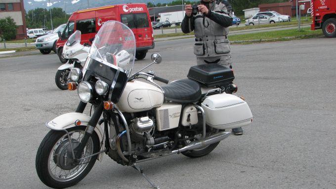 Immagine 63: Da Mandello a Caponord con le Moto Guzzi