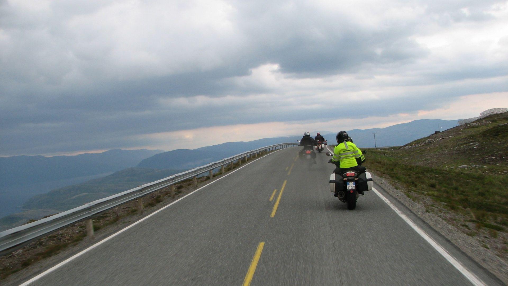 Immagine 53: Da Mandello a Caponord con le Moto Guzzi