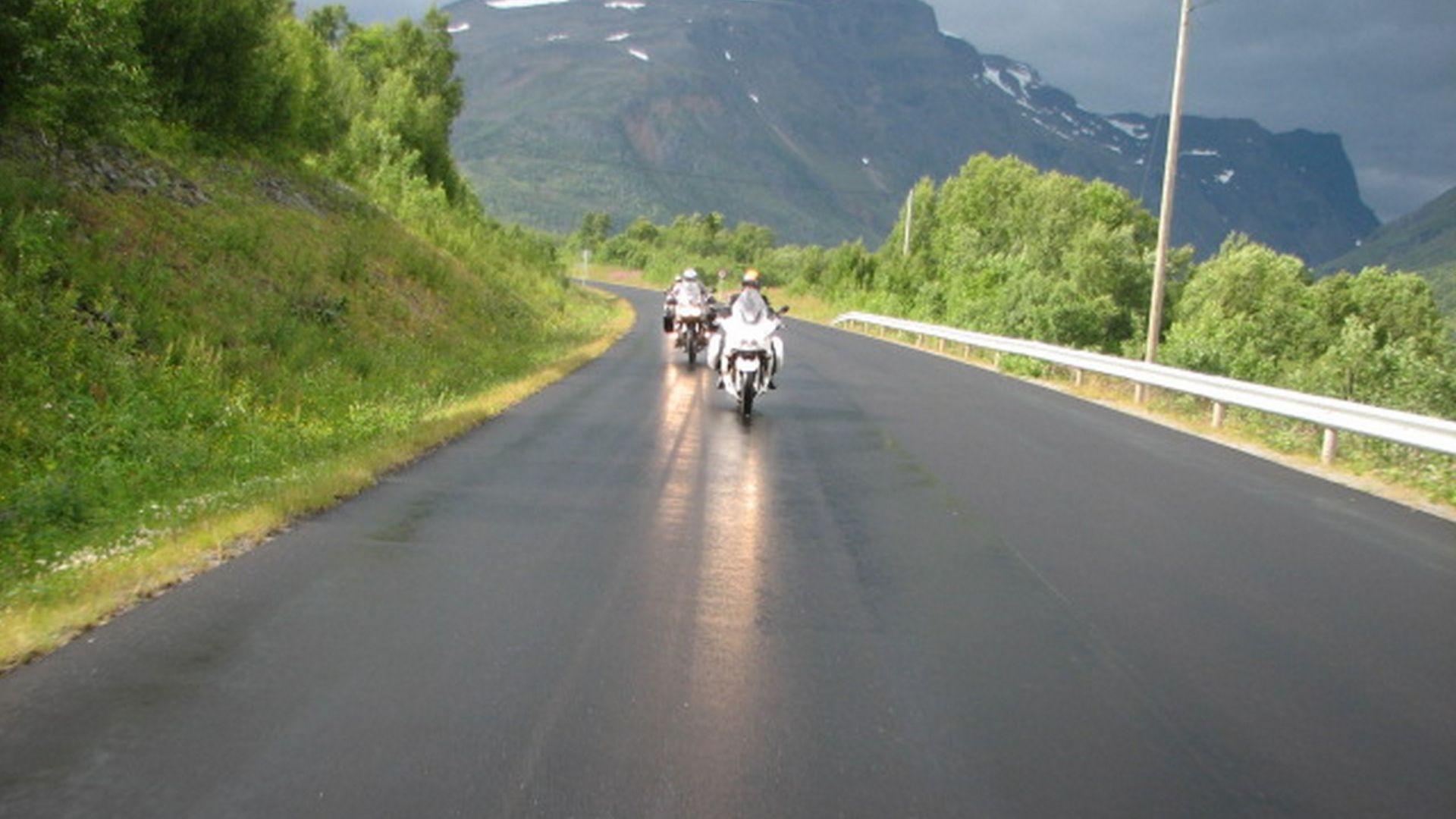 Immagine 60: Da Mandello a Caponord con le Moto Guzzi