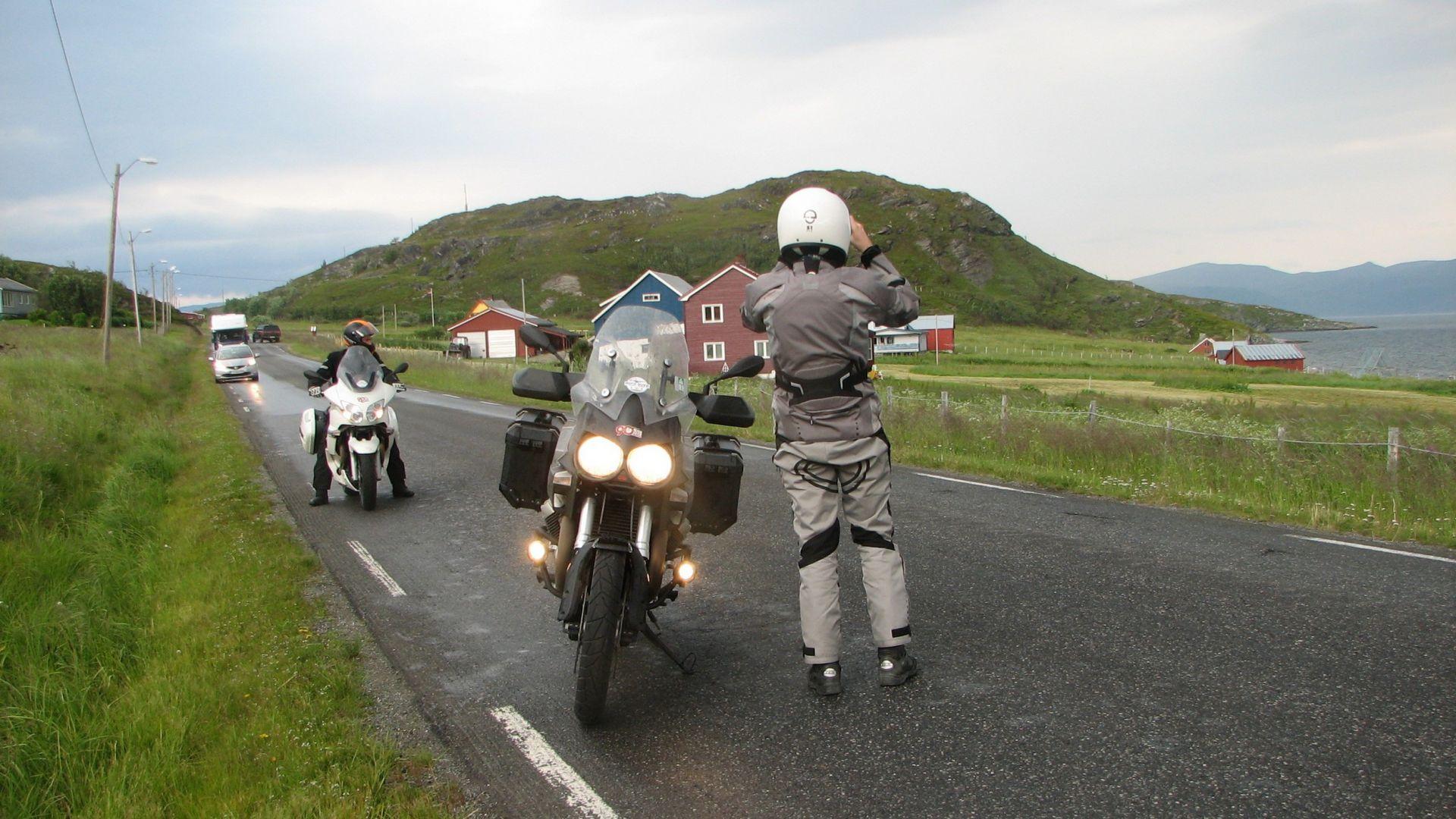 Immagine 100: Da Mandello a Caponord con le Moto Guzzi
