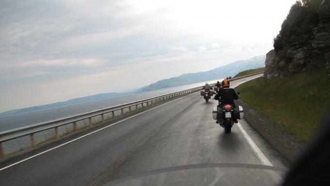 Immagine 107: Da Mandello a Caponord con le Moto Guzzi