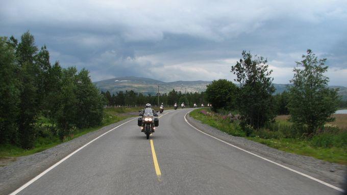 Immagine 104: Da Mandello a Caponord con le Moto Guzzi