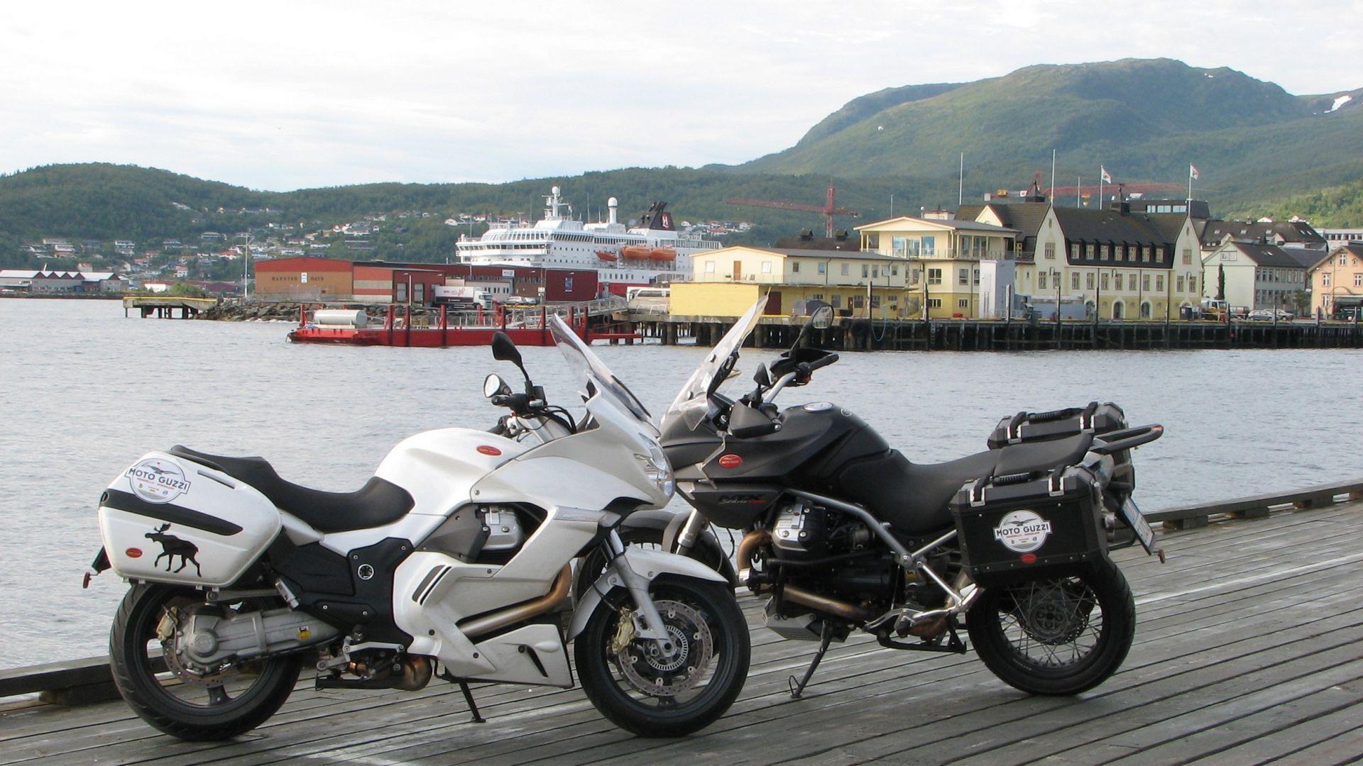 Immagine 79: Da Mandello a Caponord con le Moto Guzzi