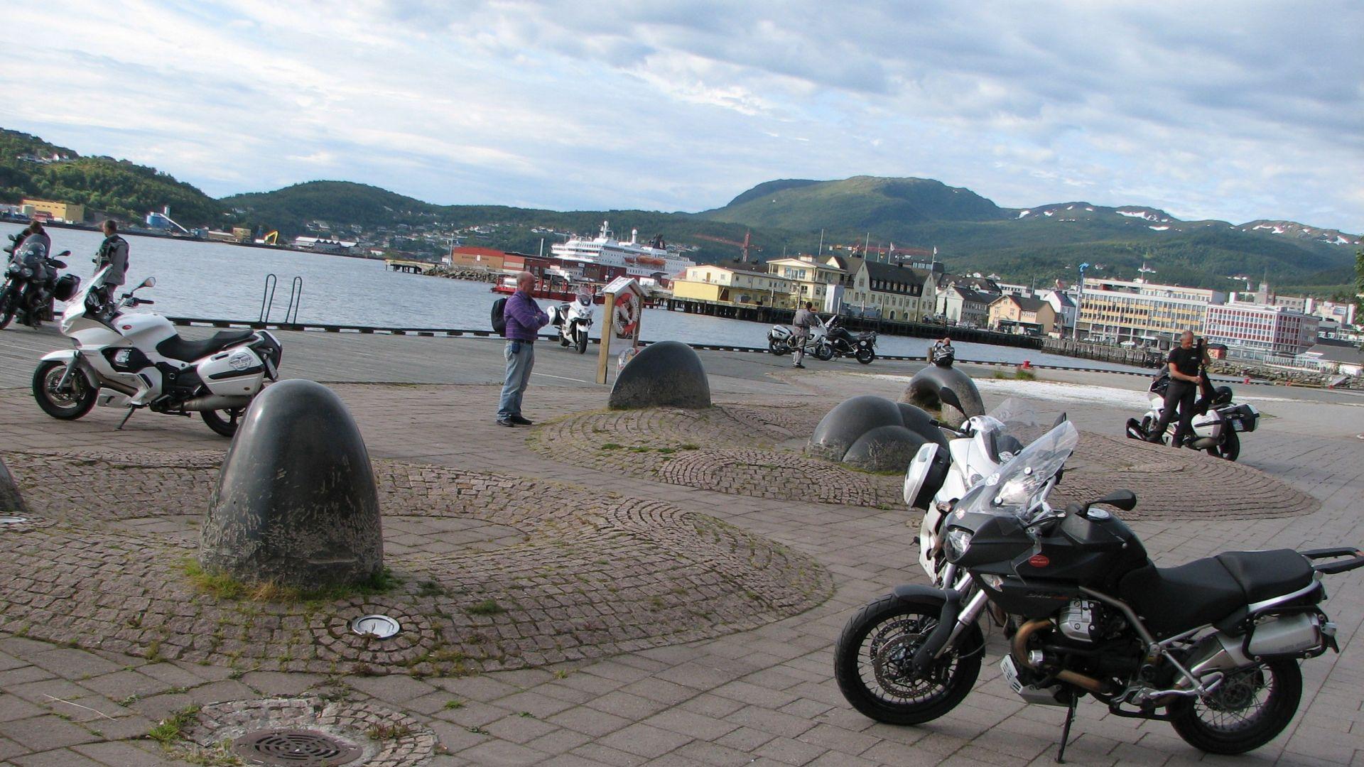 Immagine 80: Da Mandello a Caponord con le Moto Guzzi