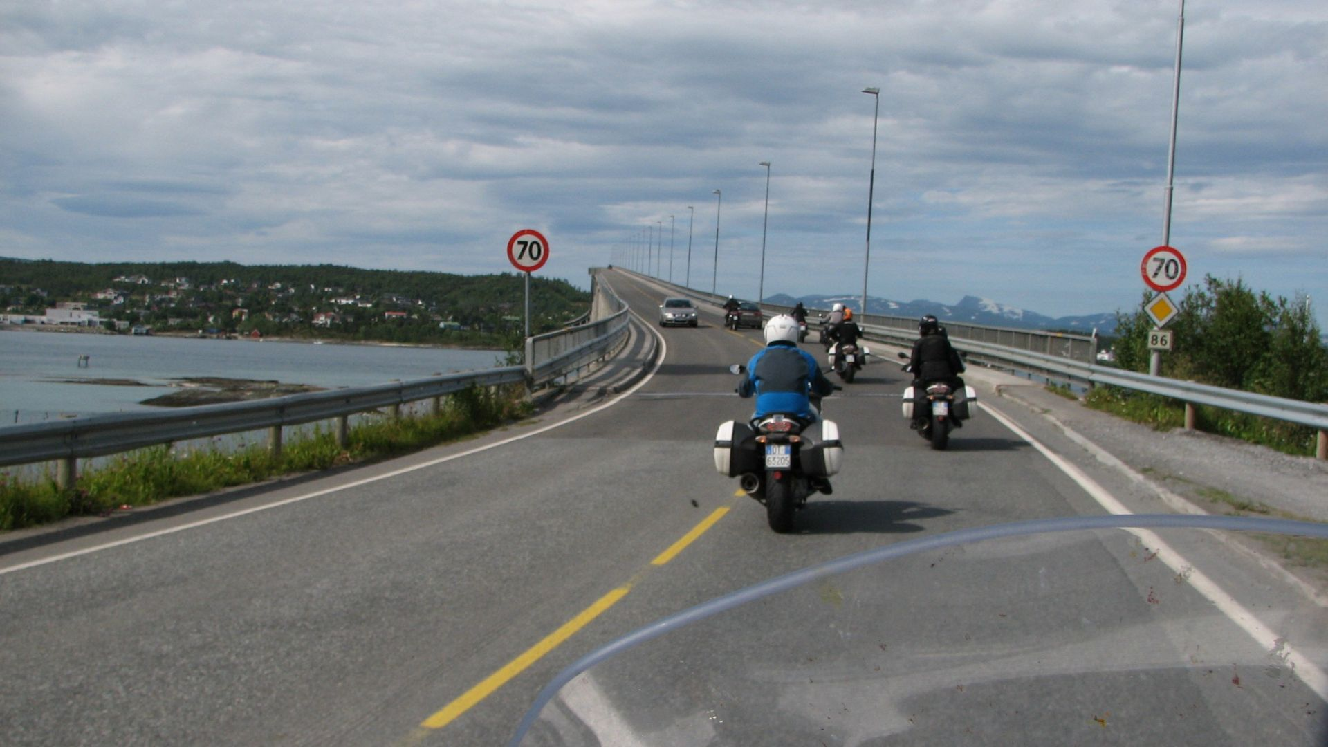 Immagine 85: Da Mandello a Caponord con le Moto Guzzi