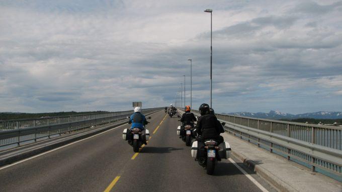 Immagine 86: Da Mandello a Caponord con le Moto Guzzi