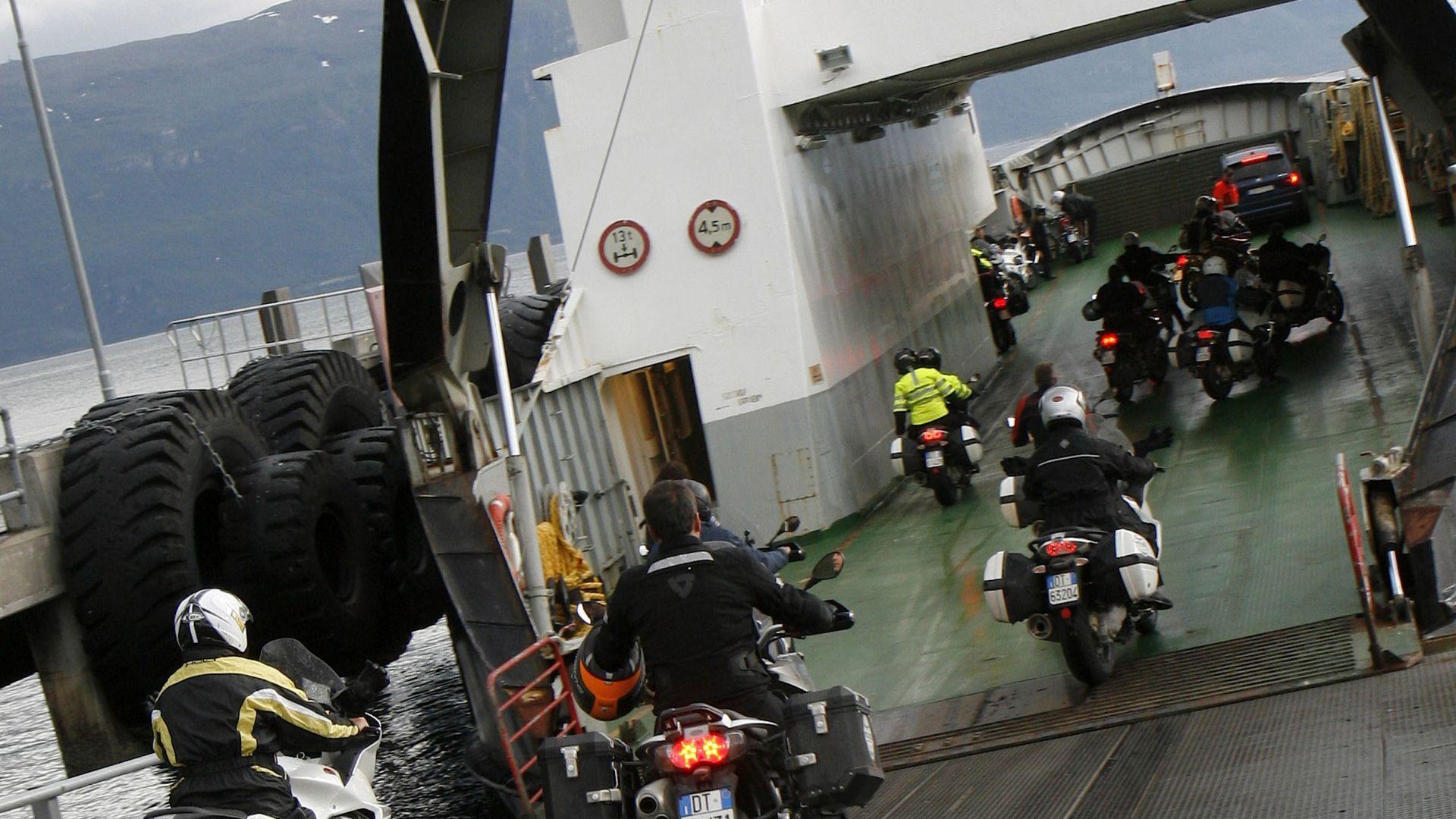 Immagine 43: Da Mandello a Caponord con le Moto Guzzi