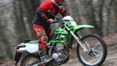 Kawasaki KLX 250 '09 - Immagine: 25