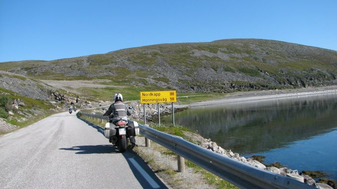 Immagine 8: Da Mandello a Caponord con le Moto Guzzi