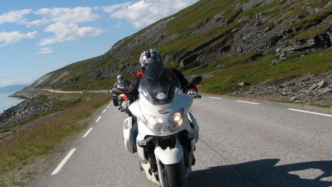 Immagine 3: Da Mandello a Caponord con le Moto Guzzi