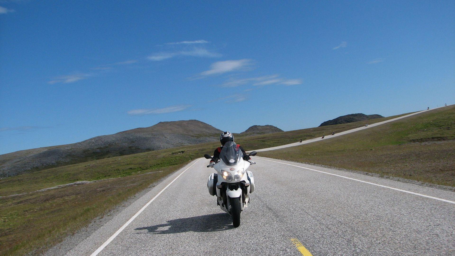 Immagine 34: Da Mandello a Caponord con le Moto Guzzi