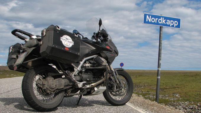 Immagine 2: Da Mandello a Caponord con le Moto Guzzi