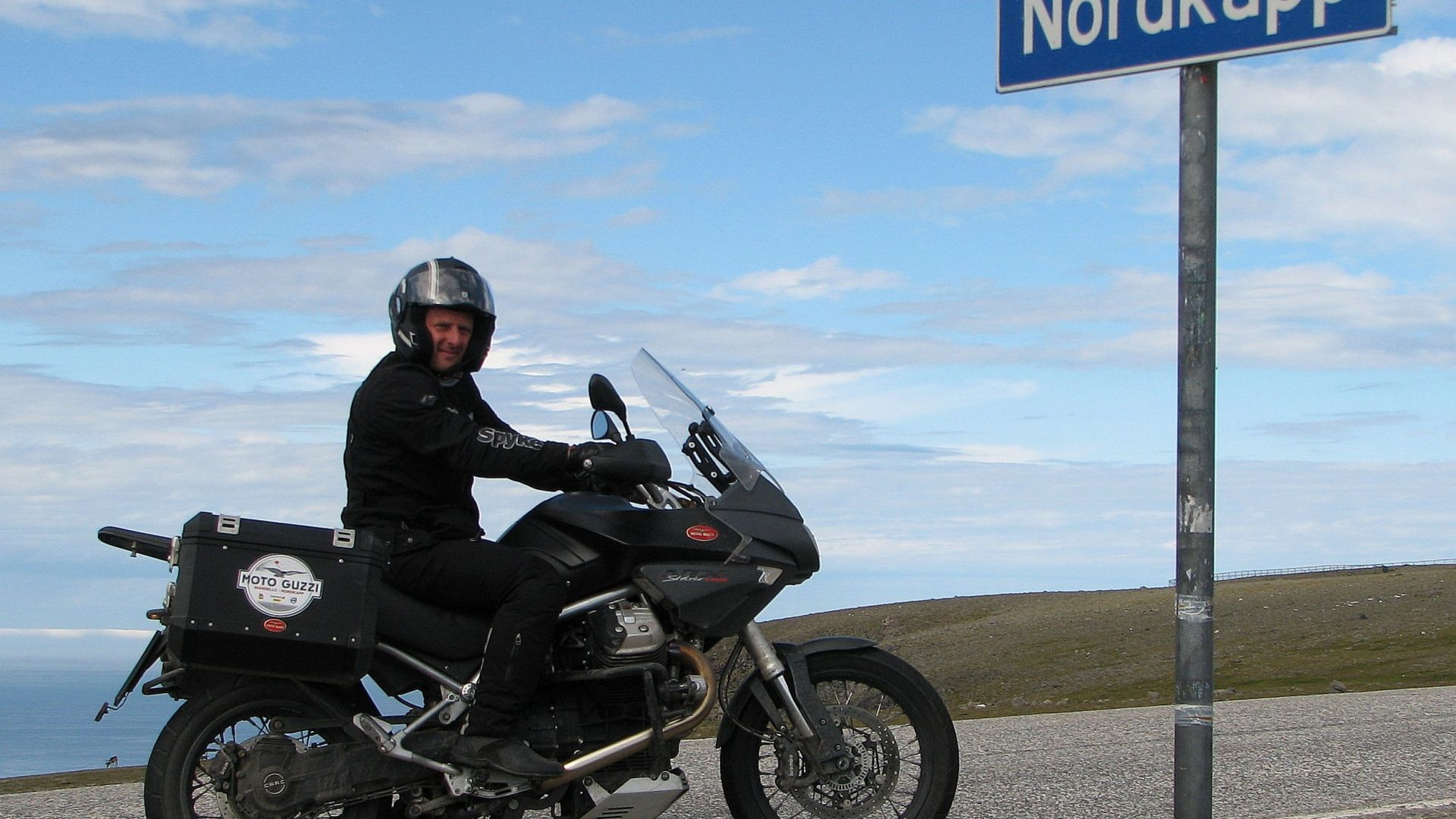 Immagine 37: Da Mandello a Caponord con le Moto Guzzi
