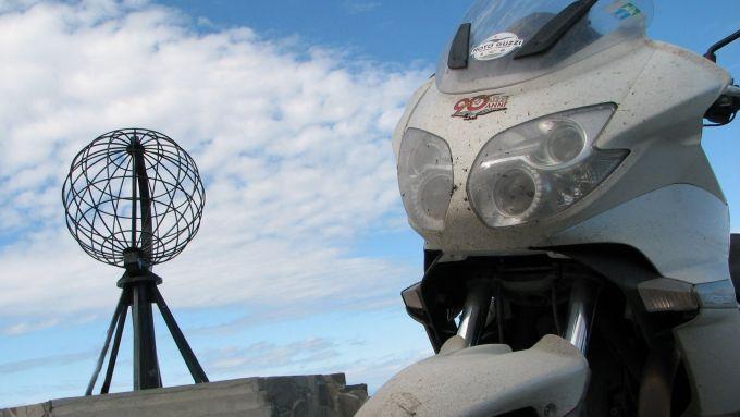 Immagine 33: Da Mandello a Caponord con le Moto Guzzi