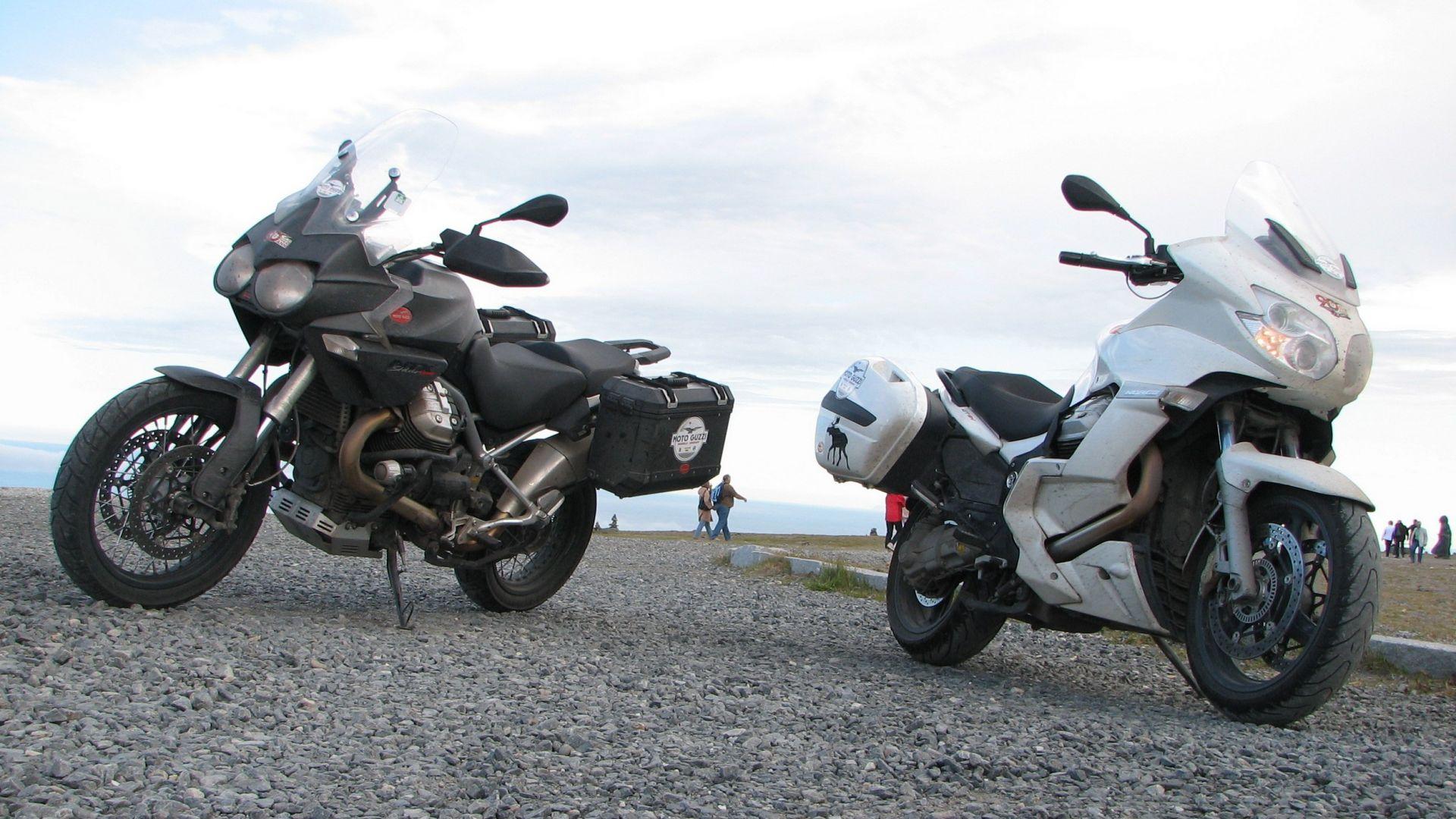 Immagine 24: Da Mandello a Caponord con le Moto Guzzi