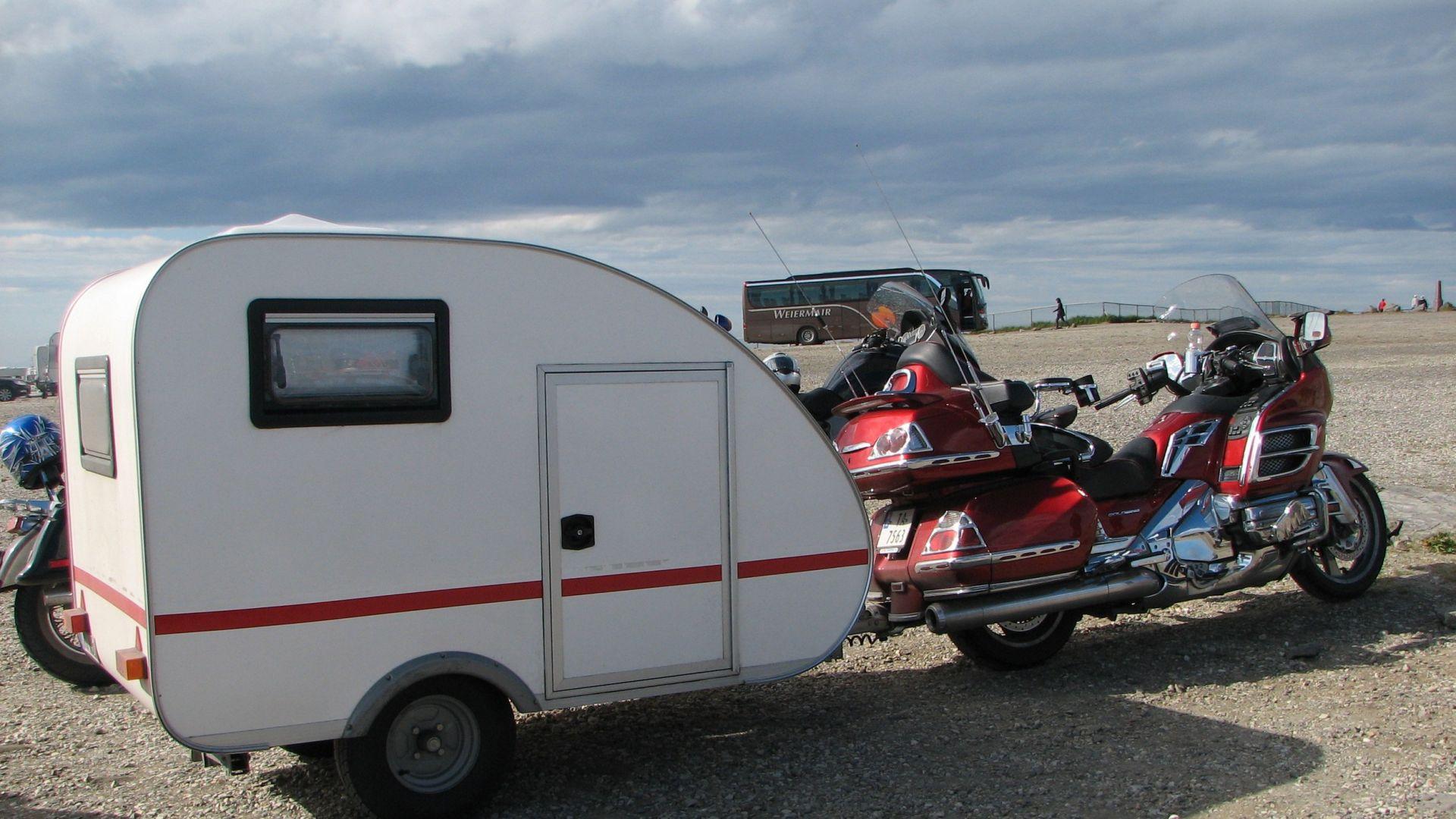 Immagine 25: Da Mandello a Caponord con le Moto Guzzi
