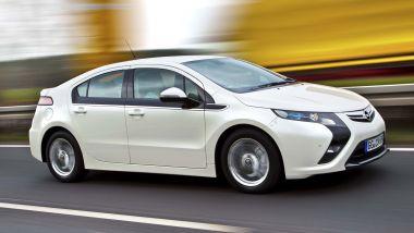 Listino prezzi Opel Ampera