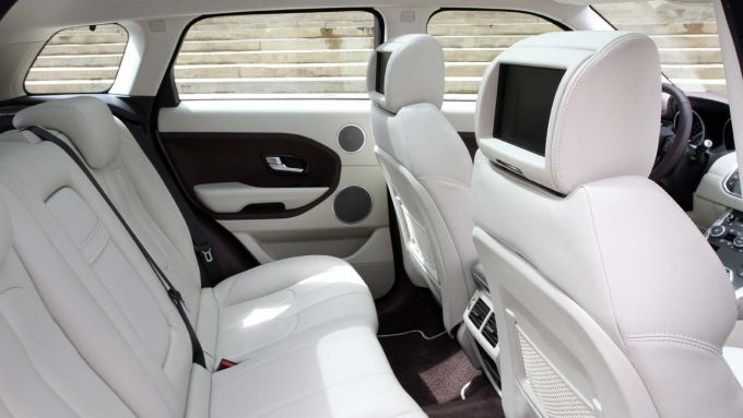 Immagine 132: Range Rover Evoque