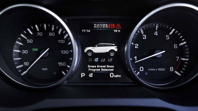 Immagine 125: Range Rover Evoque