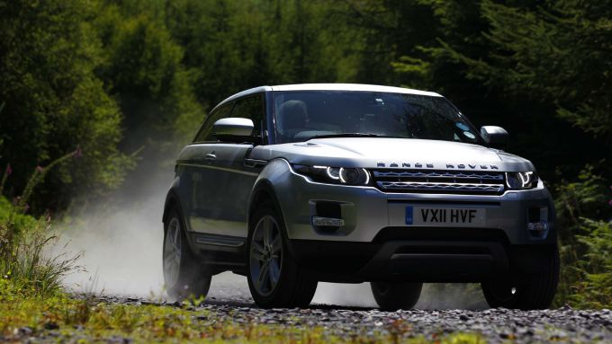 Immagine 91: Range Rover Evoque