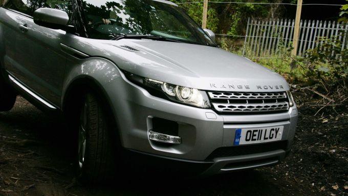 Immagine 50: Range Rover Evoque