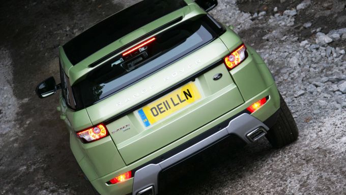 Immagine 52: Range Rover Evoque