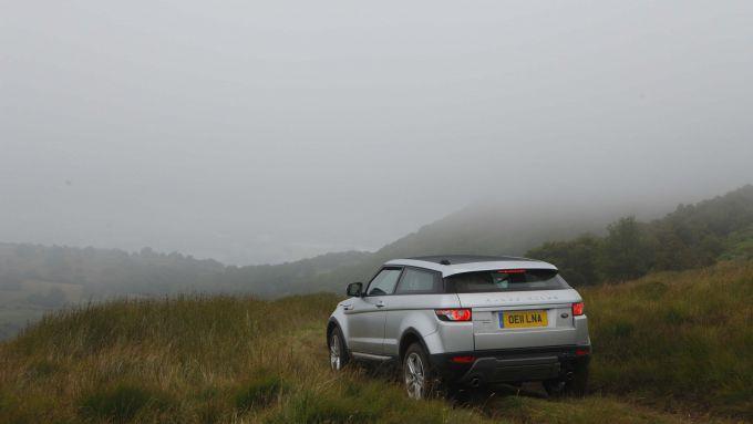 Immagine 38: Range Rover Evoque