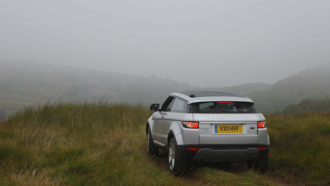 Immagine 44: Range Rover Evoque