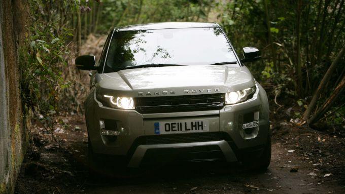 Immagine 39: Range Rover Evoque