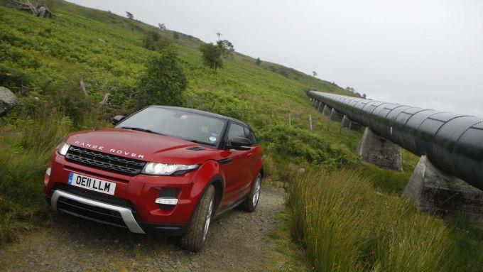 Immagine 30: Range Rover Evoque
