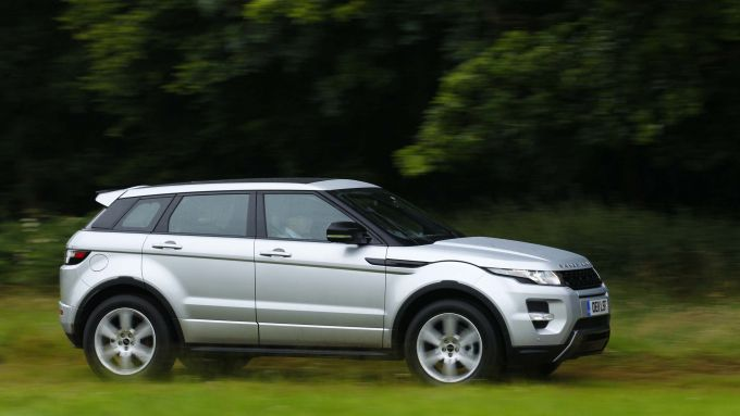 Immagine 19: Range Rover Evoque