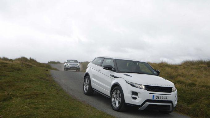 Immagine 23: Range Rover Evoque