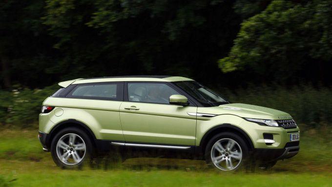 Immagine 17: Range Rover Evoque