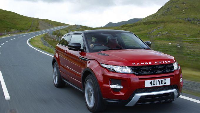 Immagine 9: Range Rover Evoque