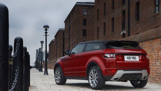 Immagine 7: Range Rover Evoque