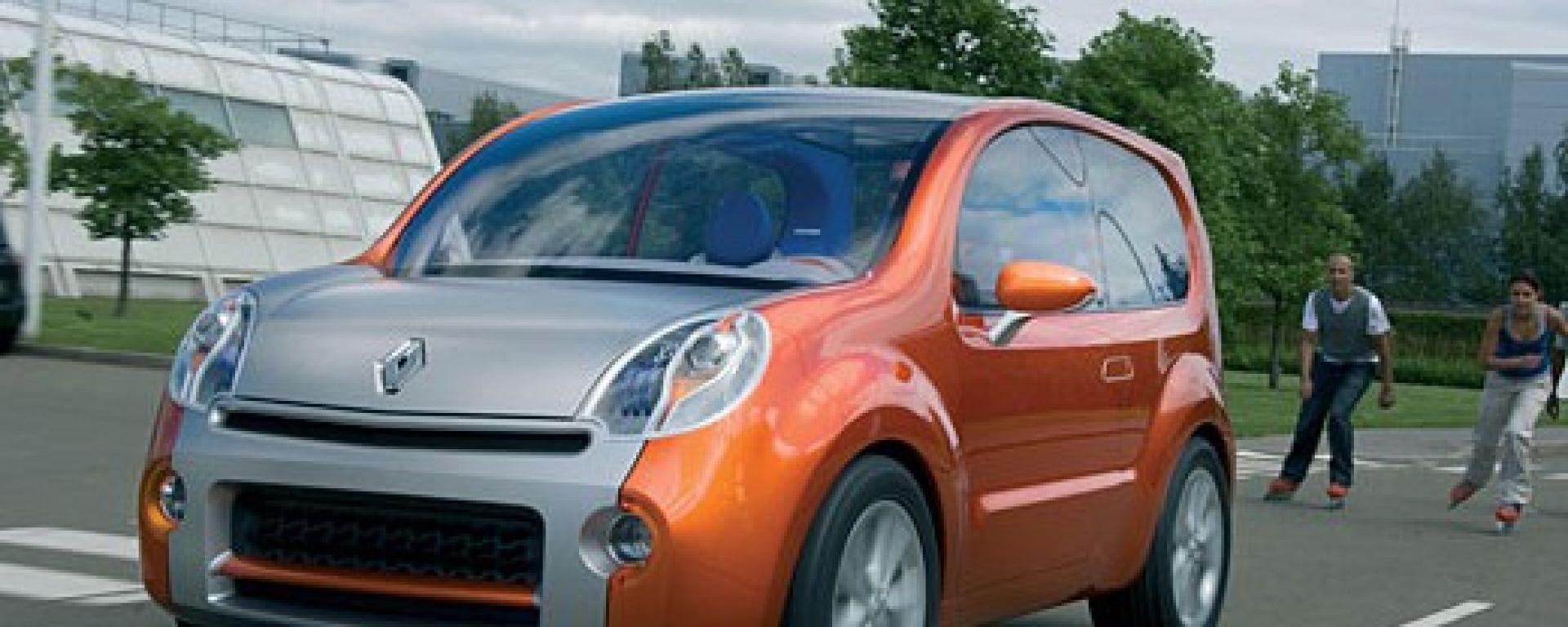 Renault Kangoo Compact Concept (gallery)